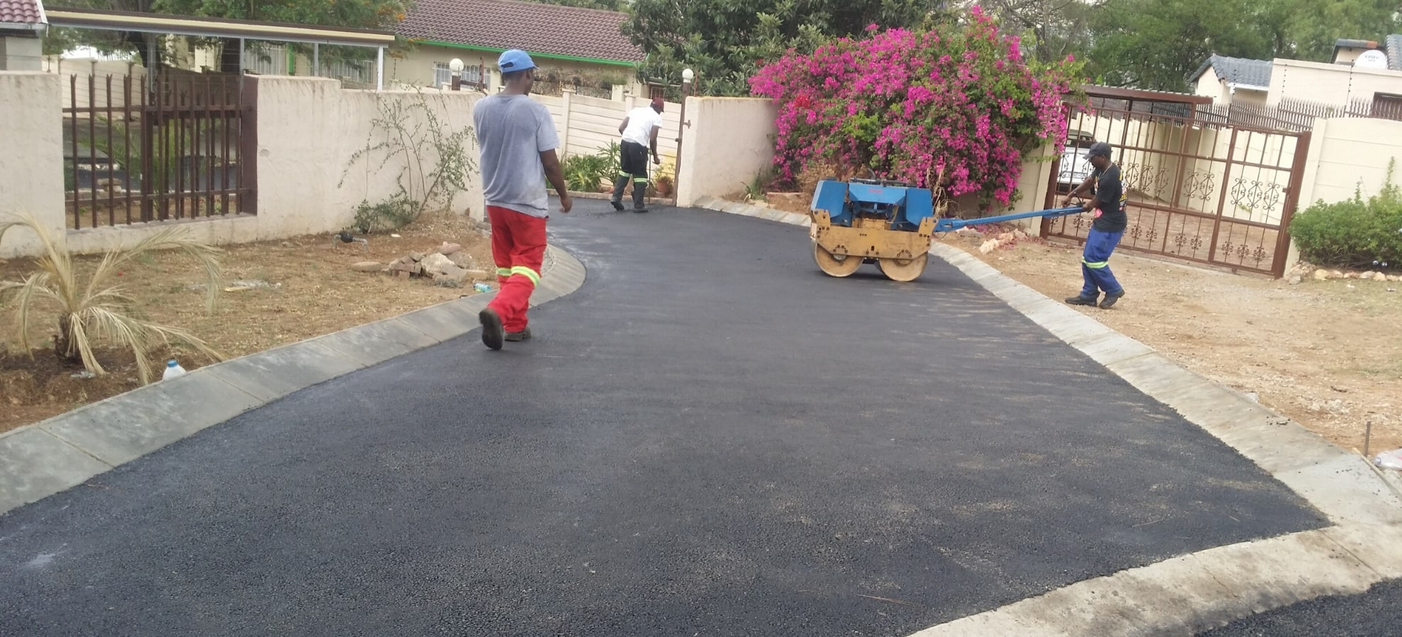 One Stone Tar & Projects